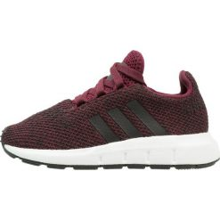 Adidas Originals SWIFT RUN Tenisówki i Trampki maroon/core black/footwear white. Czerwone trampki chłopięce marki adidas Originals, z materiału. Za 229,00 zł.