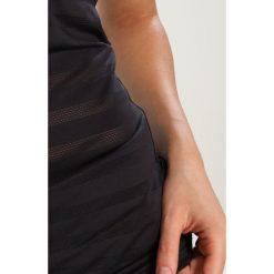 Diadora CLAY Koszulka sportowa dark smoke. Szare t-shirty damskie Diadora, xl, z elastanu. Za 189,00 zł.