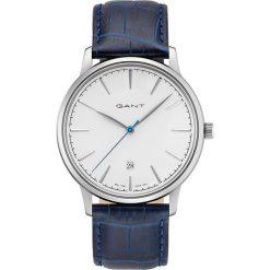 """Zegarki męskie: Zegarek kwarcowy """"Brookville"""" w kolorze czarno-srebrno-białym"""
