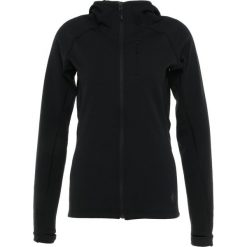 Bomberki damskie: Black Diamond COEFFICIENT HOODY Kurtka z polaru black