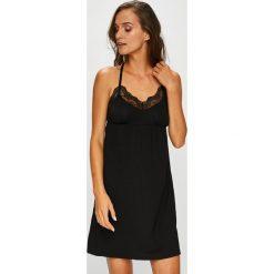 Henderson Ladies - Koszulka nocna Maggie. Szare koszule nocne i halki marki Henderson Ladies, l, z elastanu. Za 99,90 zł.