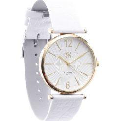 Biały Zegarek Humility. Białe zegarki damskie Born2be. Za 29,99 zł.