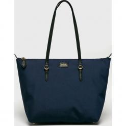 Lauren Ralph Lauren - Torebka. Szare torebki klasyczne damskie Lauren Ralph Lauren, z materiału, średnie. W wyprzedaży za 399,90 zł.