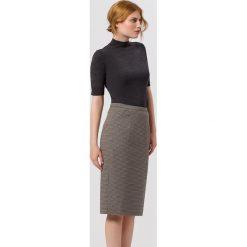 Spódniczki ołówkowe: IVY & OAK Spódnica ołówkowa  brown