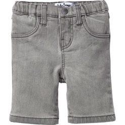 Jeansy dziewczęce: Bermudy dżinsowe bonprix jasnoszary