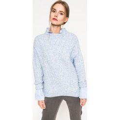 Medicine - Sweter Grey Earth. Szare swetry klasyczne damskie marki MEDICINE, z materiału. W wyprzedaży za 63,90 zł.