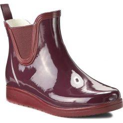 Kalosze TRETORN - Charlie Classic 473242 Fig 02. Fioletowe buty zimowe damskie Tretorn, z kauczuku. W wyprzedaży za 249,00 zł.