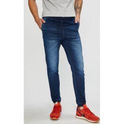 Jack & Jones - Jeansy. Niebieskie jeansy męskie regular Jack & Jones. W wyprzedaży za 229,90 zł.