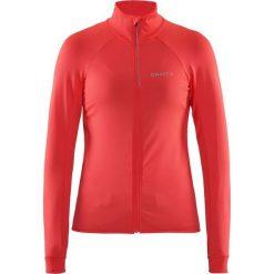 Bluzy damskie: Craft Bluza damska Velo Thermal Jersey pomarańczowa r. M (1904432-1801)