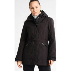 Schöffel SEDONA Kurtka hardshell black. Czarne kurtki sportowe damskie Schöffel, z hardshellu. W wyprzedaży za 419,60 zł.