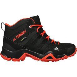 Buty trekkingowe damskie: BUTY TERREX AX2R MID CP  CBLACK/CBLACK/ENERGY