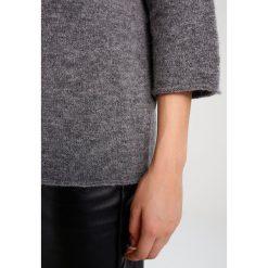 Swetry klasyczne damskie: Soaked in Luxury FLORA JUMPER MA  Sweter medium grey