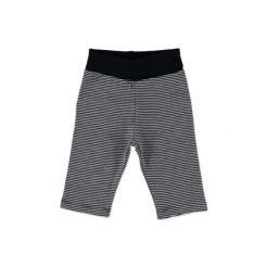 STEIFF Baby Spodnie w paski marine. Szare spodnie chłopięce marki Steiff, w paski, z bawełny. Za 95,00 zł.