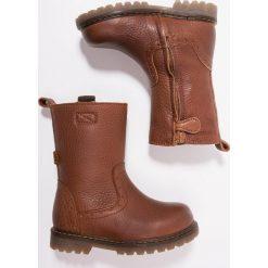 Bisgaard Śniegowce brandy. Brązowe buty zimowe chłopięce Bisgaard, z materiału. Za 529,00 zł.