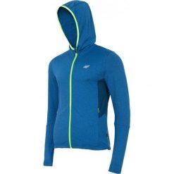 Bluzy męskie: 4f Bluza męska niebieska r. M (H4L17-BLMF001)