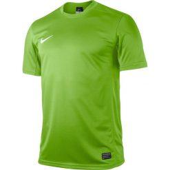 Nike Koszulka męska Park V Game Jersey zielona r. XL (448209350). Zielone t-shirty męskie Nike, m, z jersey, do piłki nożnej. Za 51,56 zł.