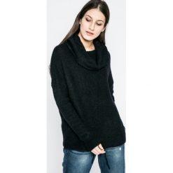 Vero Moda - Sweter Helen. Czarne swetry oversize damskie Vero Moda, m, z dzianiny. W wyprzedaży za 89,90 zł.