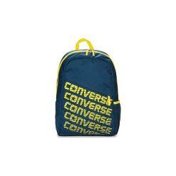 Plecaki Converse  SPEED BACKPACK. Niebieskie plecaki męskie marki Converse. Za 76,30 zł.