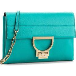 Torebka COCCINELLE - BD5 Arlettis E1 BD5 19 01 01 Turquoise 028. Zielone torebki klasyczne damskie Coccinelle, ze skóry. W wyprzedaży za 629,00 zł.