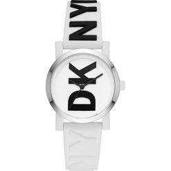 Zegarki damskie: Zegarek DKNY – Soho NY2725 White/Black/Silver