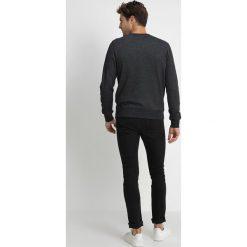 GANT GRAPHIC CNECK Bluza black. Niebieskie bluzy męskie marki GANT. Za 379,00 zł.