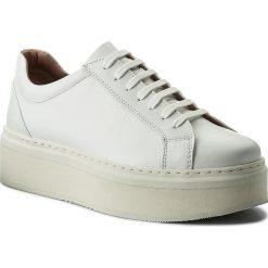 Buty damskie: Sneakersy BOSS – Nora 50386442 10201909 01 White 100