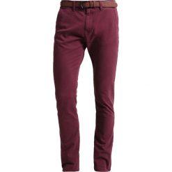 Spodnie męskie: TOM TAILOR DENIM Chinosy deep burgundy red