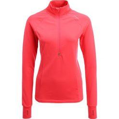 Bluzy polarowe: Brunotti YRENNA Bluza z polaru punch pink