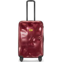 Walizka Icon średnia czerwona. Czerwone walizki marki Crash Baggage, średnie. Za 1040,00 zł.