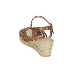 Sandały So Size  ELIZA. Brązowe sandały trekkingowe damskie marki So Size. Za 369,00 zł.