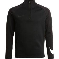 Bluzy chłopięce: Nike Performance DRY SQAD DRILL Bluza black/white