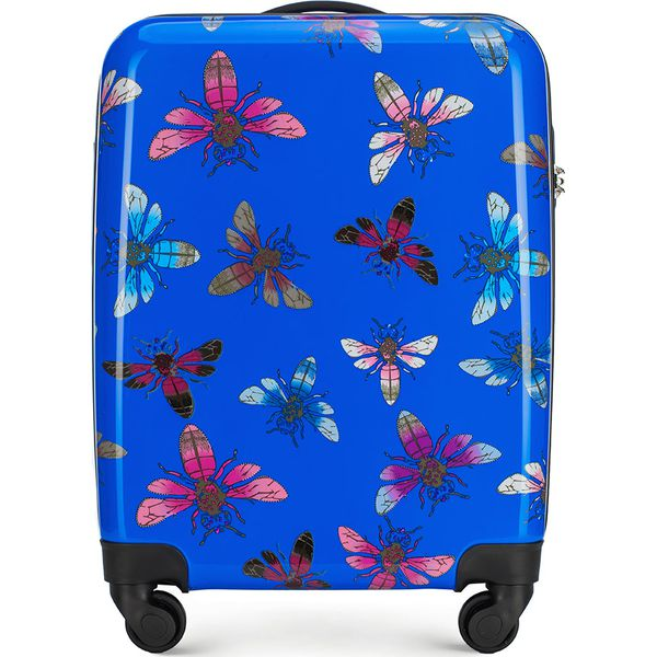 990d8bd66b18a Brązowe walizki - Promocja. Nawet -70%! - Kolekcja lato 2019 - myBaze.com
