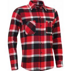 Koszule męskie na spinki: Woox Koszula męska Flannel Rider Men´s Fiery r. XL