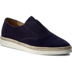 Tomsy damskie: Espadryle MARC O'POLO - 701 13993201 300 Dark Blue 880