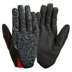 Rękawiczki męskie: LIZARD SKINS Rękawiczki  MONITOR 3.0 długi palec czarne roz. XL (11) – LZS-MON301-XL