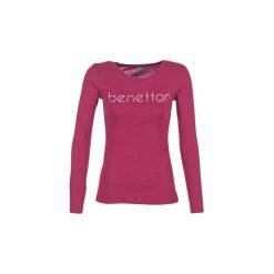 Odzież damska: T-shirty z długim rękawem Benetton  MEZAN