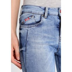 Rurki damskie: H.I.S LORRAINE Jeans Skinny Fit premium light blue wash