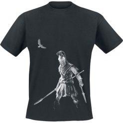 Assassin's Creed Odyssey - Alexios T-Shirt czarny. Czarne t-shirty męskie z nadrukiem l, z okrągłym kołnierzem. Za 74,90 zł.