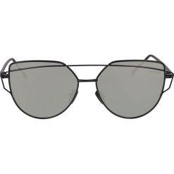 Czarne okulary przeciwsłoneczne. Czarne okulary przeciwsłoneczne damskie Kazar. Za 369,00 zł.