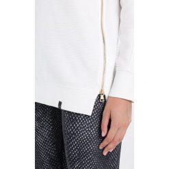 Bluzy rozpinane damskie: Varley MANNING Bluza ivory