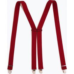 Finshley & Harding - Szelki męskie, czerwony. Czerwone szelki męskie marki Finshley & Harding. Za 129,95 zł.