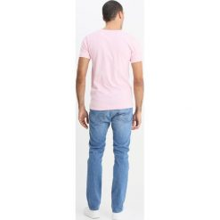 T-shirty męskie: Knowledge Cotton Apparel BASIC REGULAR FIT ONECK TEE Tshirt basic orchid pink