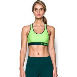 Biustonosze sportowe: Biustonosz sportowy w kolorze limonkowym