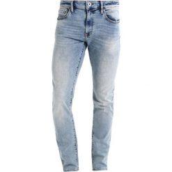 Mavi JAMES Jeans Skinny Fit bleached comfort denim. Niebieskie rurki męskie Mavi. W wyprzedaży za 242,10 zł.