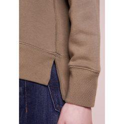 Bluzki damskie: Polo Ralph Lauren MAGIC FLEECE Bluzka z długim rękawem basic olive