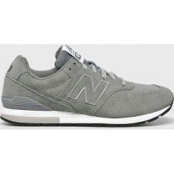New Balance - Buty MRL996SB. Szare buty skate męskie New Balance, z materiału, na sznurówki. W wyprzedaży za 399,90 zł.