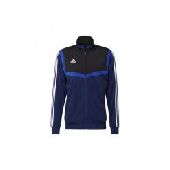 Bluzy dresowe adidas  Bluza Tiro 19 Polyester. Niebieskie bluzy dresowe męskie marki Adidas, m. Za 169,00 zł.