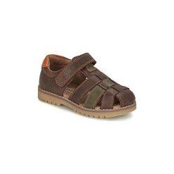 Sandały Dziecko  Start Rite  CLIMB. Brązowe sandały chłopięce Start Rite. Za 125,30 zł.
