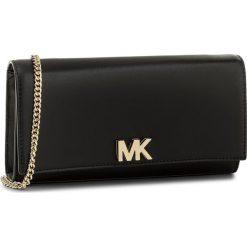 Torebka MICHAEL MICHAEL KORS - Mott 30S8GOXC7L  Black. Czarne torebki klasyczne damskie MICHAEL Michael Kors, ze skóry. Za 989,00 zł.