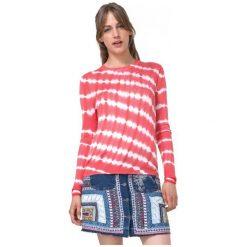 Swetry damskie: Desigual Sweter Damski Elian Xl Czerwony